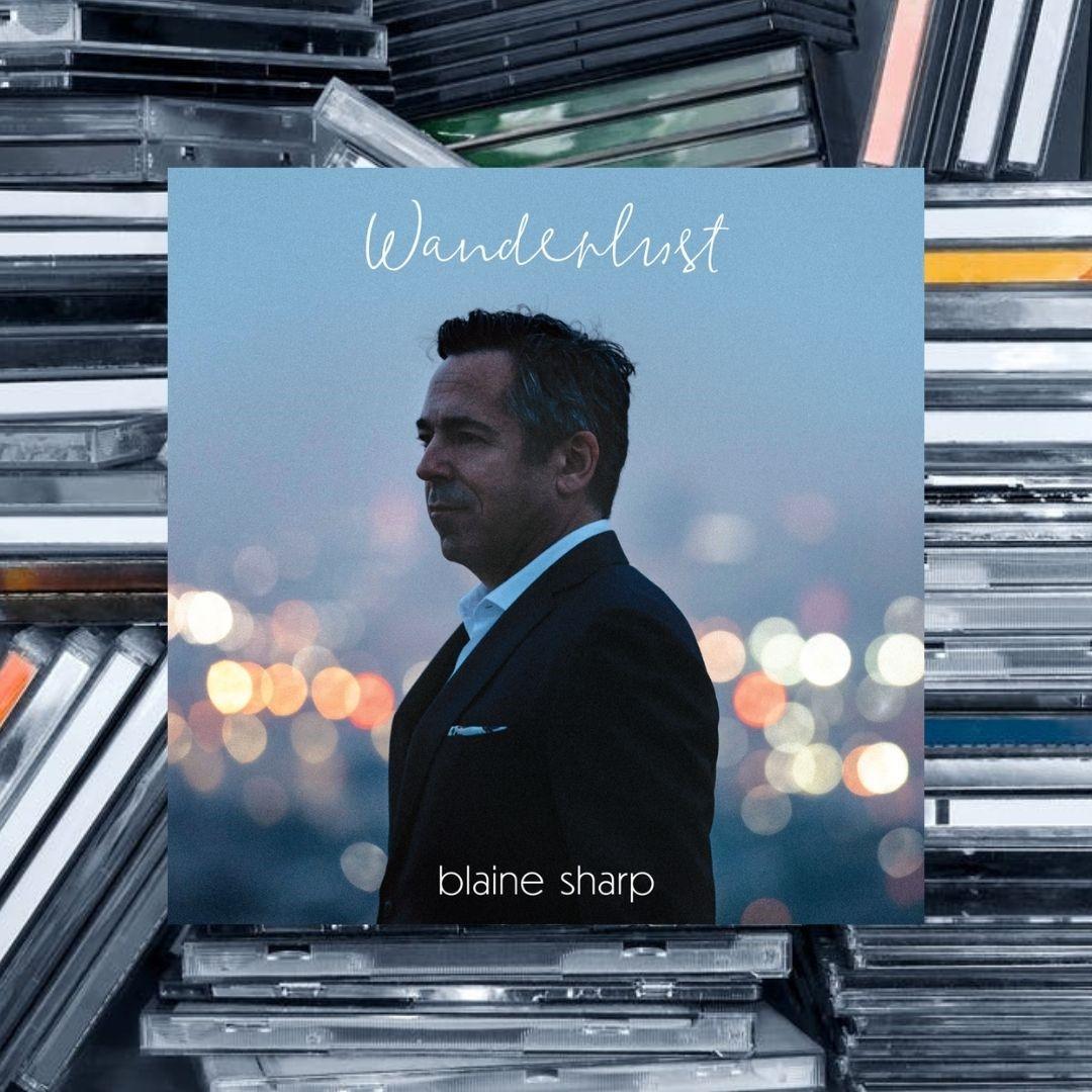 collecter CD Blaine Sharp